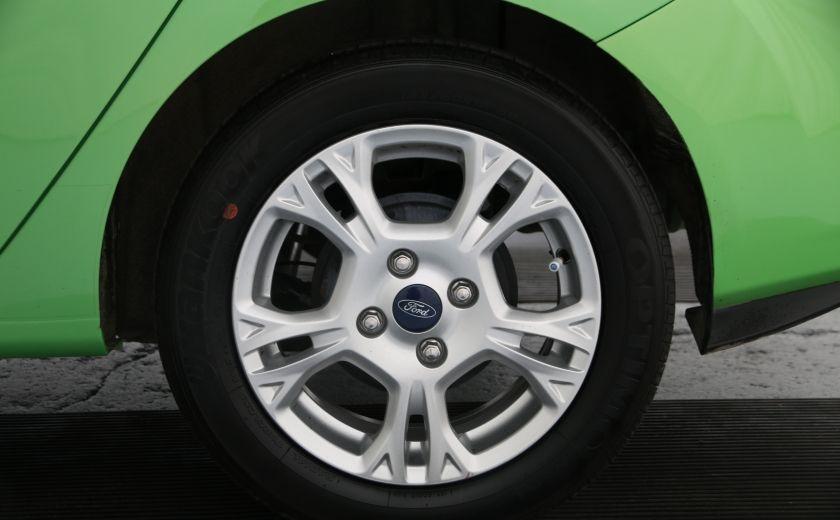 2014 Ford Fiesta SE AUTO MAGS AC GR ELEC #25