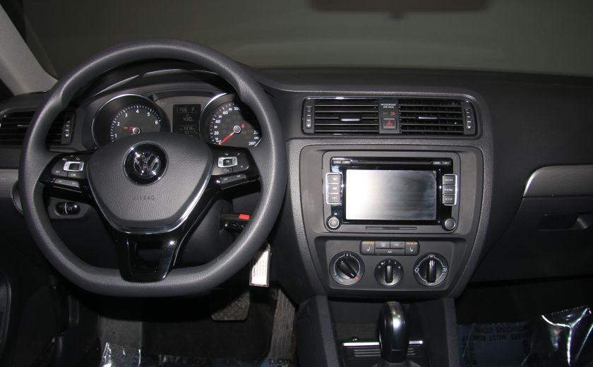 2015 Volkswagen Jetta Trendline+ AUTO A/C GR ELECT BLUETHOOT #12