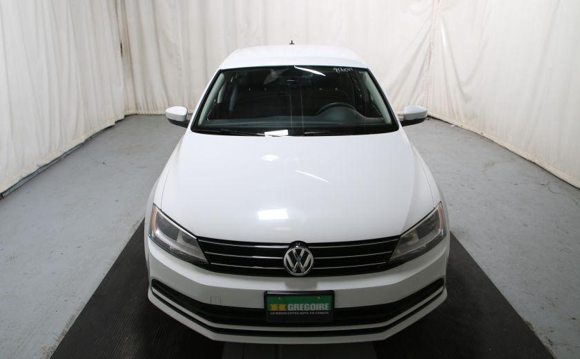 2015 Volkswagen Jetta Trendline+ AUTO A/C GR ELECT CAMERA RECUL #1