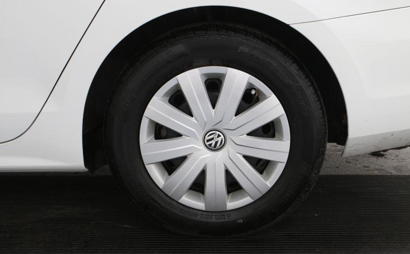 2015 Volkswagen Jetta Trendline+ AUTO A/C GR ELECT CAMERA RECUL #26