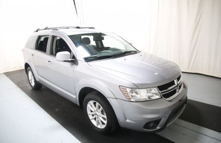 2015 Dodge Journey SXT 7PASSAGERS #0