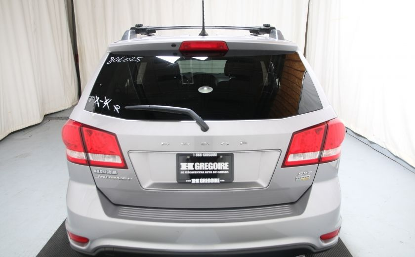 2015 Dodge Journey SXT 7PASSAGERS #4