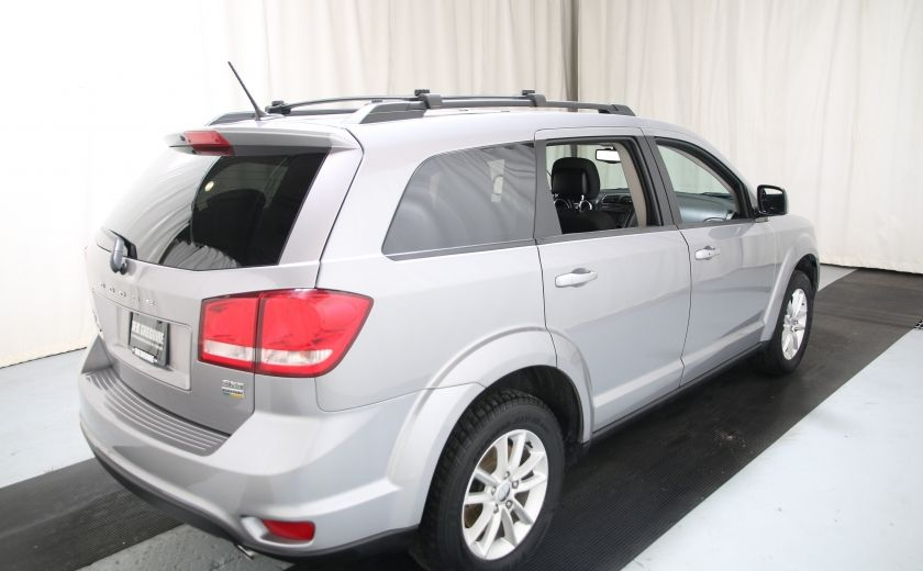 2015 Dodge Journey SXT 7PASSAGERS #5