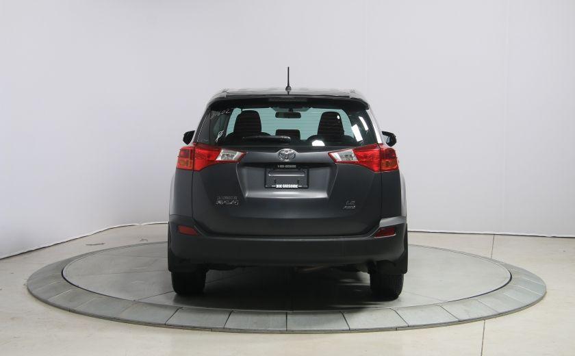 2015 Toyota Rav 4 LE AWD AUTO A/C GR ELECT BLUETOOTH #5