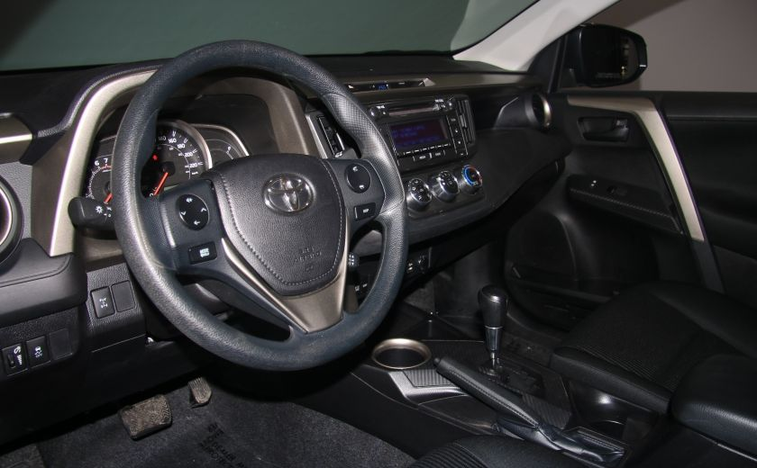 2015 Toyota Rav 4 LE AWD AUTO A/C GR ELECT BLUETOOTH #8