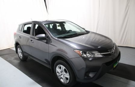 2015 Toyota Rav 4 LE AWD AUTO A/C GR ELECT BLUETOOTH in Brossard