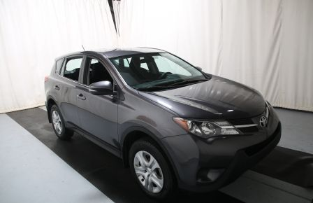 2015 Toyota Rav 4 LE AWD AUTO A/C GR ELECT BLUETOOTH in New Richmond