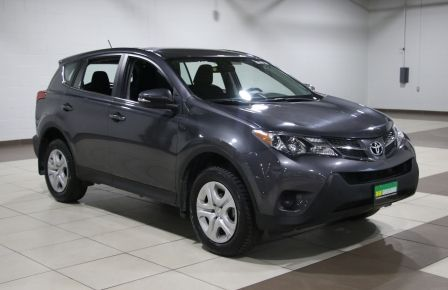 2015 Toyota Rav 4 LE AWD AUTO A/C GR ELECT BLUETOOTH in Rimouski