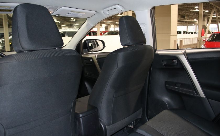 2015 Toyota Rav 4 LE AWD AUTO A/C GR ELECT BLUETOOTH #17