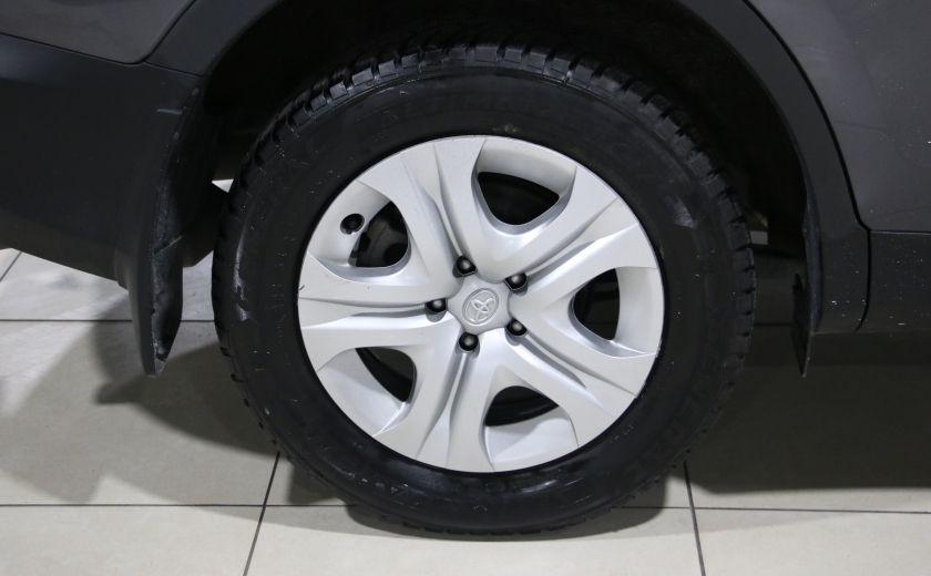 2015 Toyota Rav 4 LE AWD AUTO A/C GR ELECT BLUETOOTH #28