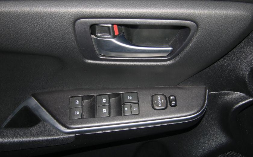 2015 Toyota Camry LE AUTO A/C GR ELECT BLUETOOTH CAM.RECUL #10
