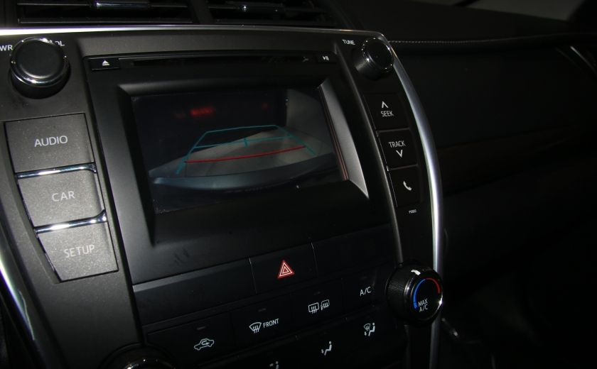 2015 Toyota Camry LE AUTO A/C GR ELECT BLUETOOTH CAM.RECUL #15