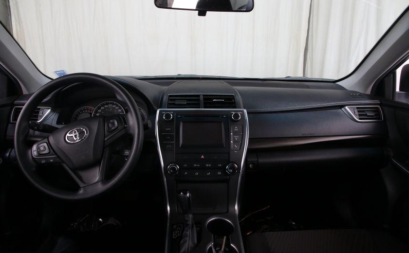 2015 Toyota Camry LE AUTO A/C GR ELECT BLUETOOTH CAM.RECUL #9