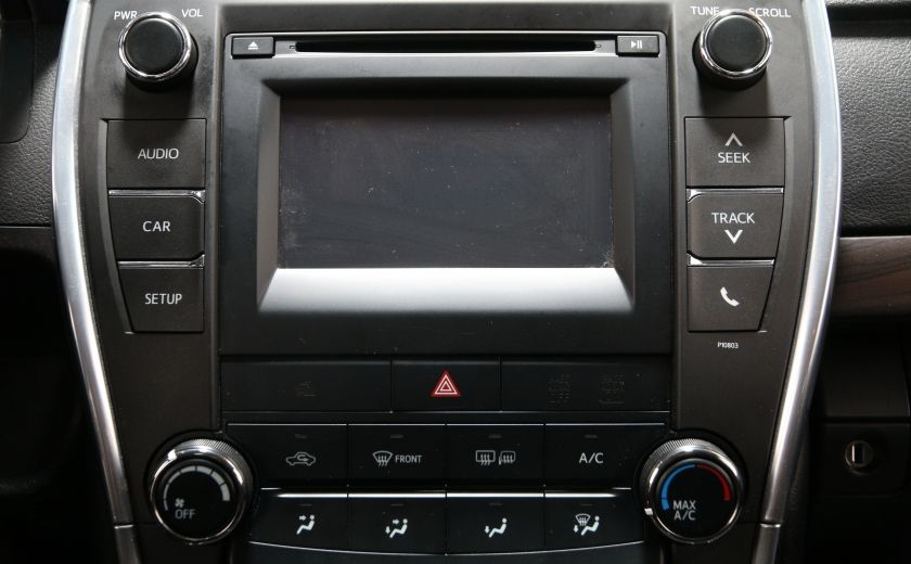 2015 Toyota Camry LE AUTO A/C GR ELECT BLUETOOTH CAM.RECUL #11