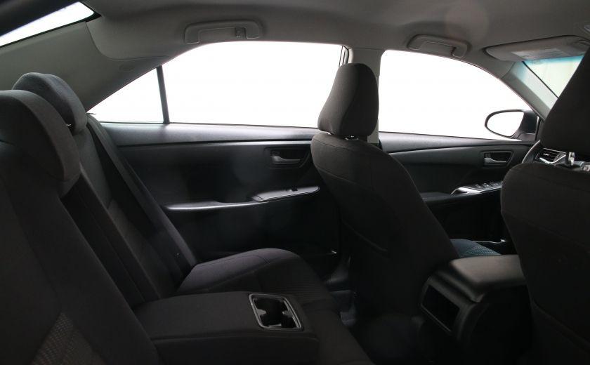 2015 Toyota Camry LE AUTO A/C GR ELECT BLUETOOTH CAM.RECUL #14