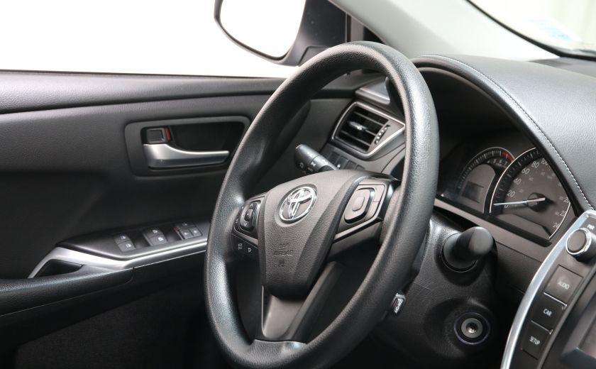 2015 Toyota Camry LE AUTO A/C GR ELECT BLUETOOTH CAM.RECUL #17