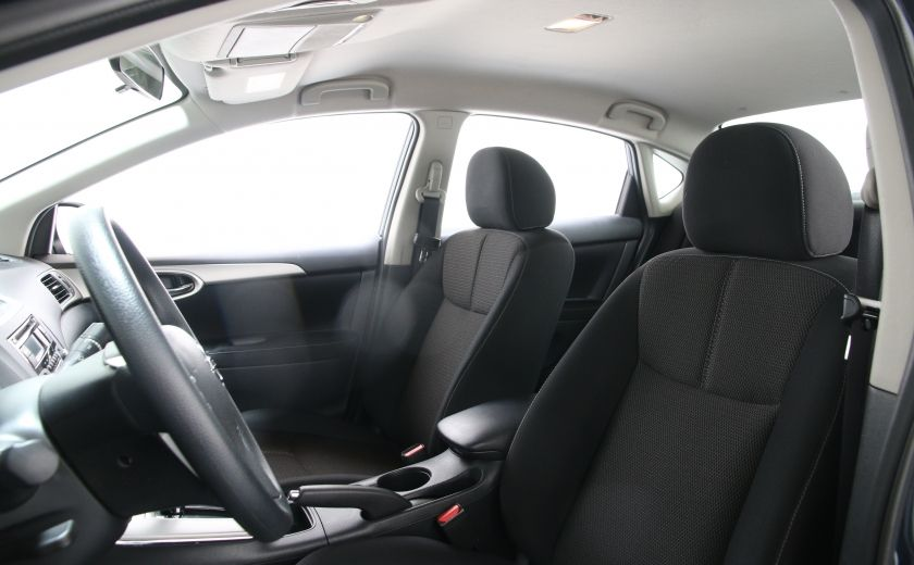 2015 Nissan Sentra S AUTO A/C GR ELECT BLUETOOTH #8