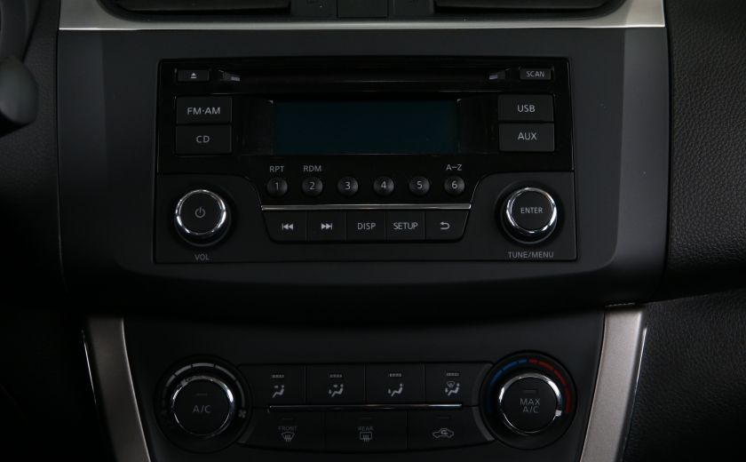 2015 Nissan Sentra S AUTO A/C GR ELECT BLUETOOTH #11