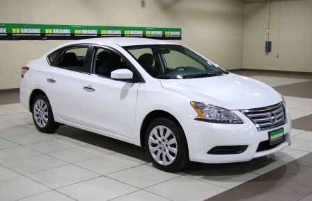 2015 Nissan Sentra S AUTO A/C GR ELECT BLUETOOTH in Carignan