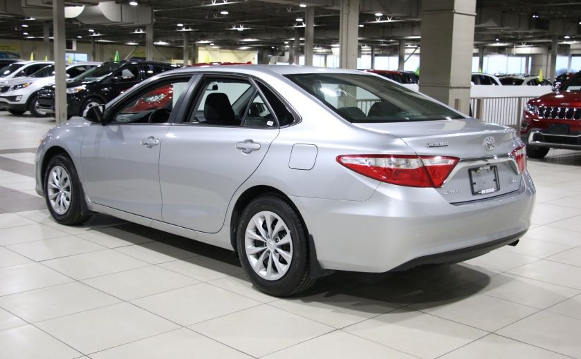 2015 Toyota Camry LE AUTO A/C GR ELECT BLUETOOTH CAM.RECUL #4