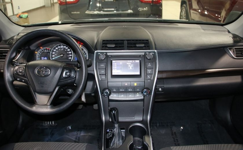 2015 Toyota Camry LE AUTO A/C GR ELECT BLUETOOTH CAM.RECUL #11