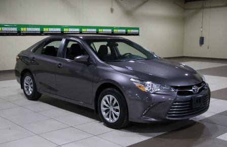 2015 Toyota Camry LE AUTO A/C GR ELECT BLUETOOTH CAM.RECUL in Saint-Jérôme
