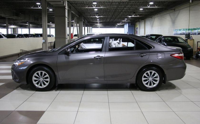 2015 Toyota Camry LE AUTO A/C GR ELECT BLUETOOTH CAM.RECUL #3