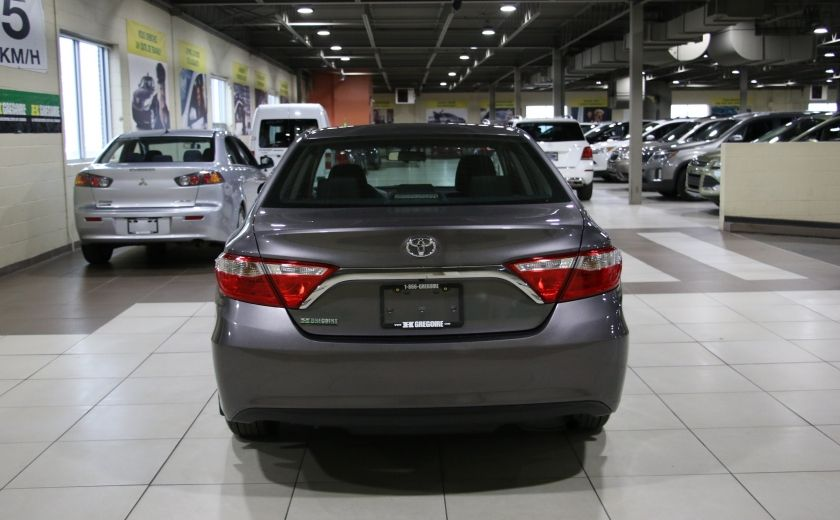 2015 Toyota Camry LE AUTO A/C GR ELECT BLUETOOTH CAM.RECUL #5