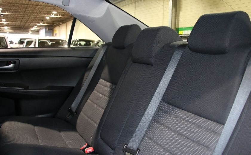 2015 Toyota Camry LE AUTO A/C GR ELECT BLUETOOTH CAM.RECUL #16