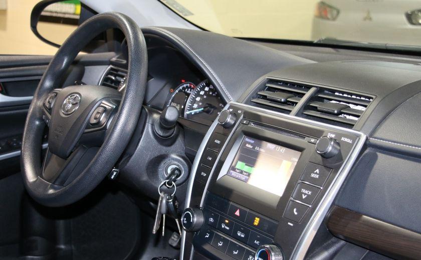 2015 Toyota Camry LE AUTO A/C GR ELECT BLUETOOTH CAM.RECUL #20
