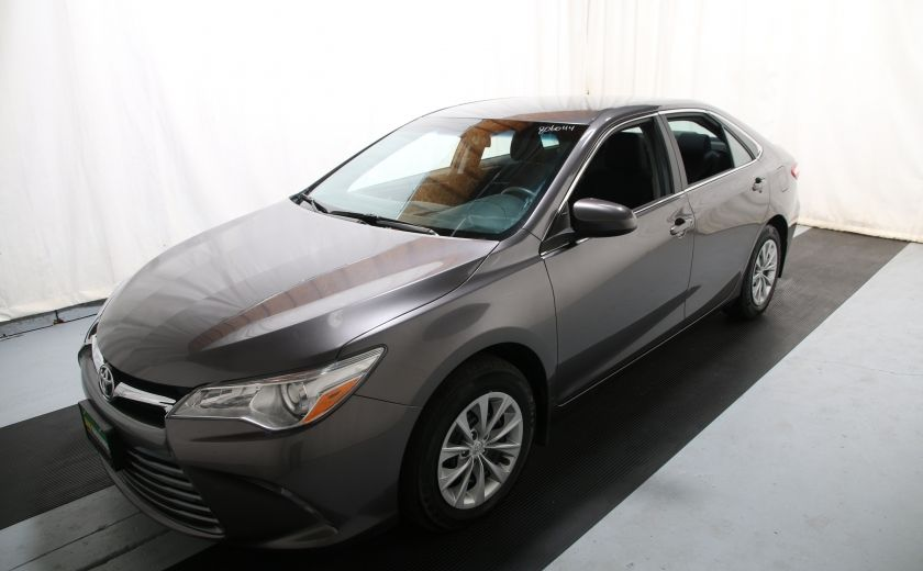 2015 Toyota Camry LE AUTO A/C GR ELECT BLUETOOTH CAM.RECUL #2