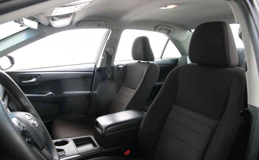 2015 Toyota Camry LE AUTO A/C GR ELECT BLUETOOTH CAM.RECUL #8