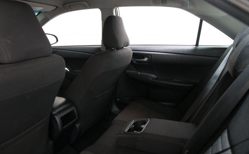 2015 Toyota Camry LE AUTO A/C GR ELECT BLUETOOTH CAM.RECUL #13