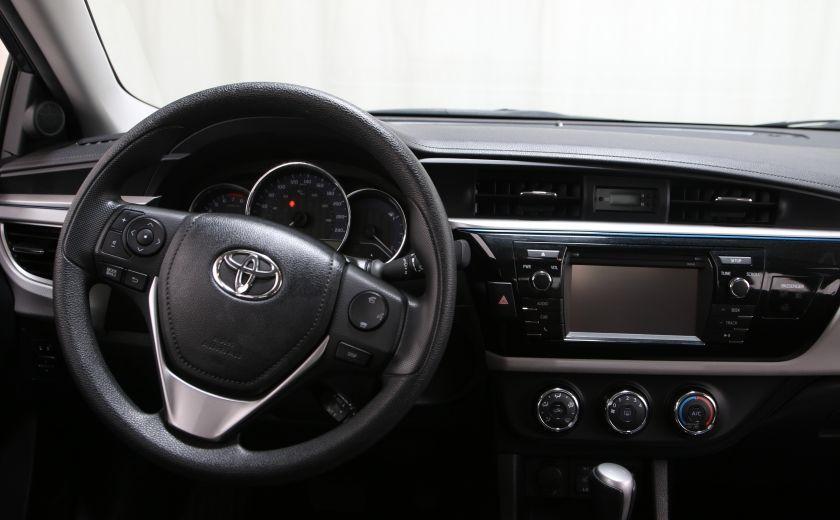 2015 Toyota Corolla LE AUTO A/C CAMERA RECUL BLUETOOTH #11