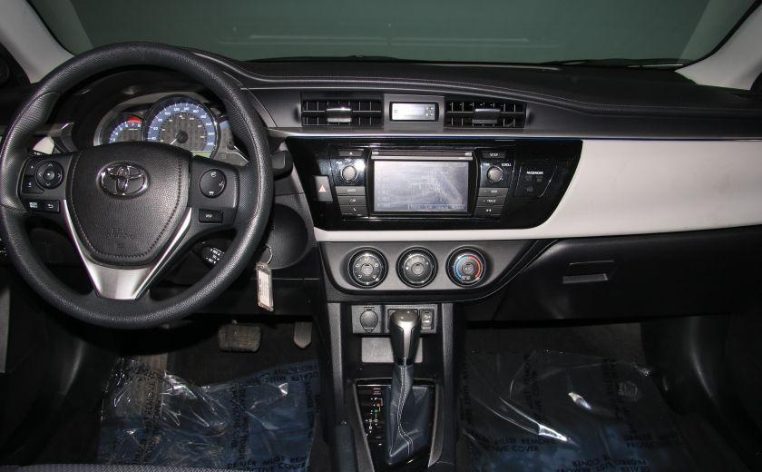 2015 Toyota Corolla LE AUTO A/C GR ELECT BLUETOOTH CAM.RECUL #11