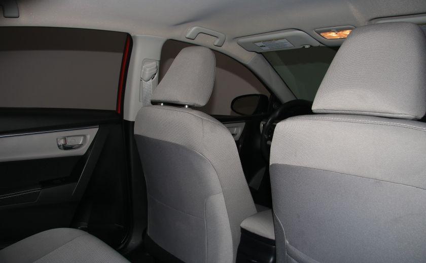 2015 Toyota Corolla LE AUTO A/C GR ELECT BLUETOOTH CAM.RECUL #19