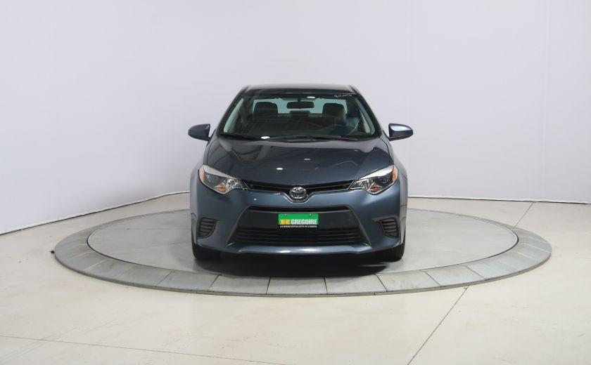 2015 Toyota Corolla CE AUTO A/C GR ELECT BLUETHOOT CAMERA #1