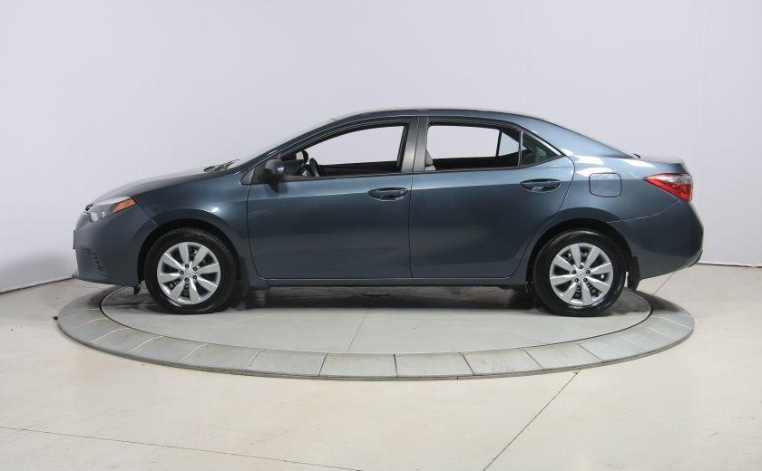 2015 Toyota Corolla CE AUTO A/C GR ELECT BLUETHOOT CAMERA #3