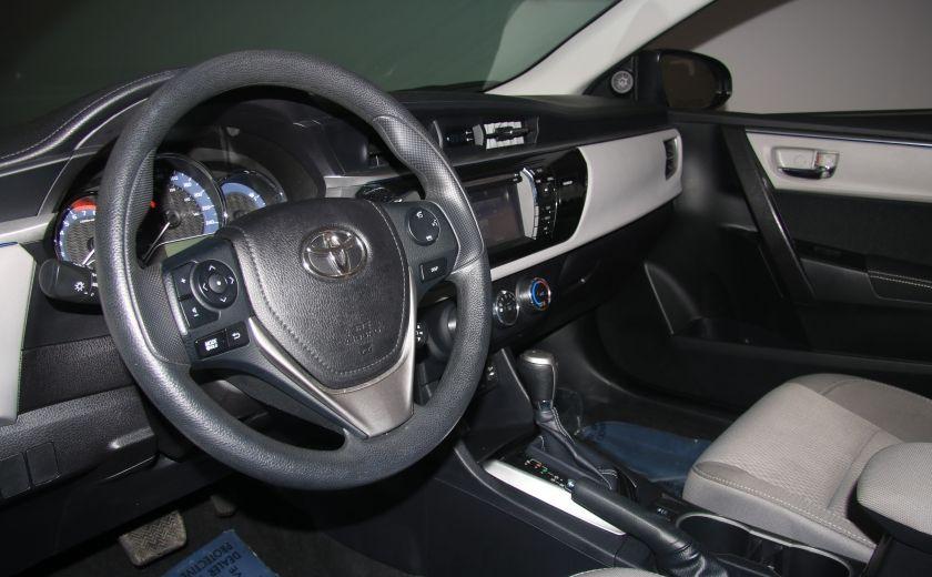 2015 Toyota Corolla CE AUTO A/C GR ELECT BLUETHOOT CAMERA #8