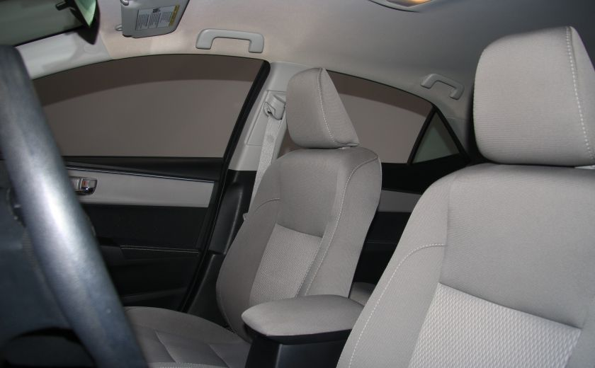 2015 Toyota Corolla CE AUTO A/C GR ELECT BLUETHOOT CAMERA #9