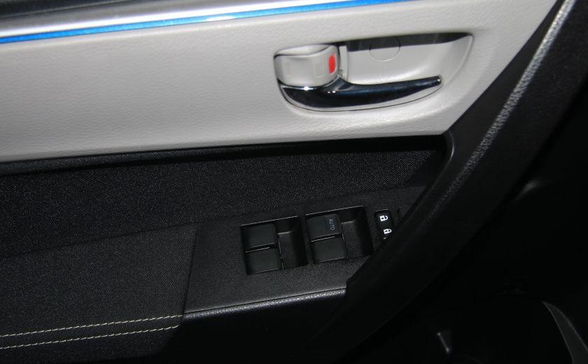 2015 Toyota Corolla CE AUTO A/C GR ELECT BLUETHOOT CAMERA #10