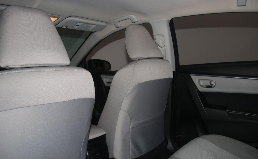 2015 Toyota Corolla CE AUTO A/C GR ELECT BLUETHOOT CAMERA #17