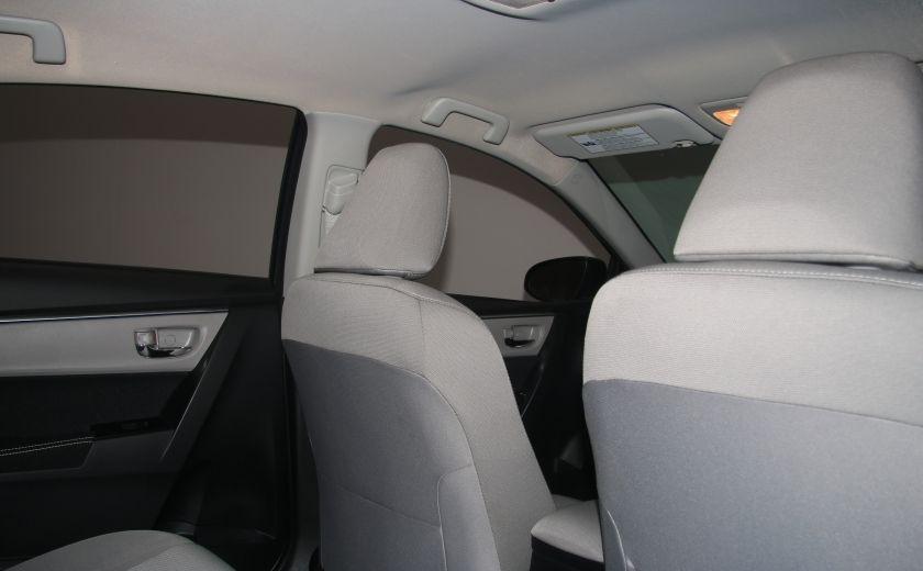 2015 Toyota Corolla CE AUTO A/C GR ELECT BLUETHOOT CAMERA #19