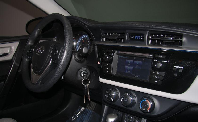 2015 Toyota Corolla CE AUTO A/C GR ELECT BLUETHOOT CAMERA #22