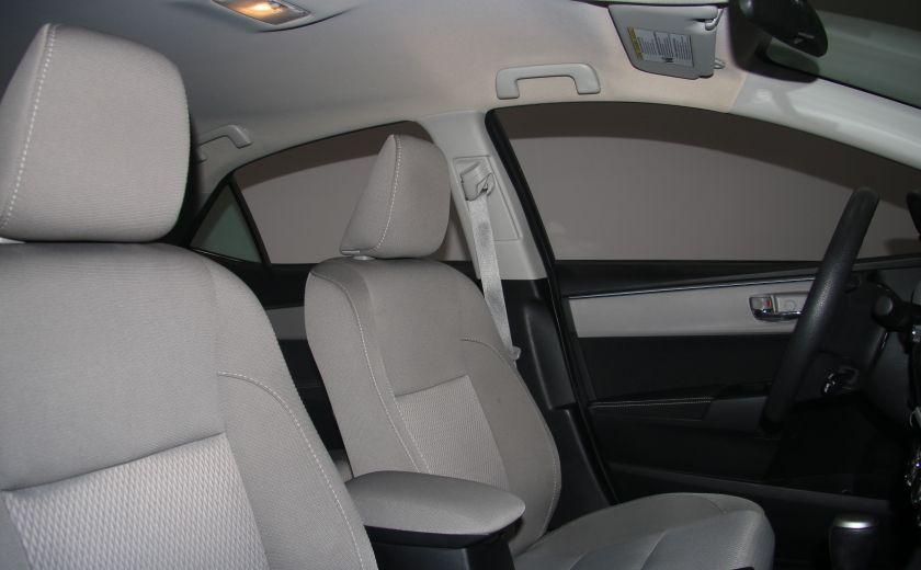 2015 Toyota Corolla CE AUTO A/C GR ELECT BLUETHOOT CAMERA #23