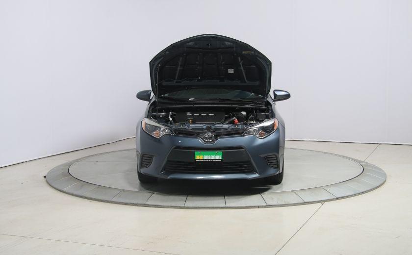 2015 Toyota Corolla CE AUTO A/C GR ELECT BLUETHOOT CAMERA #25