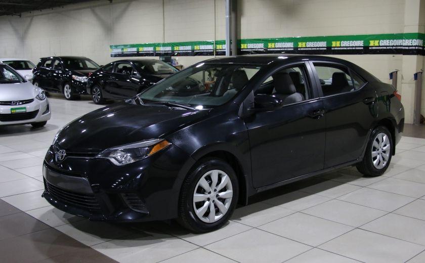 2015 Toyota Corolla LE AUTO A/C GR ELECT BLUETOOTH CAM.RECUL #2