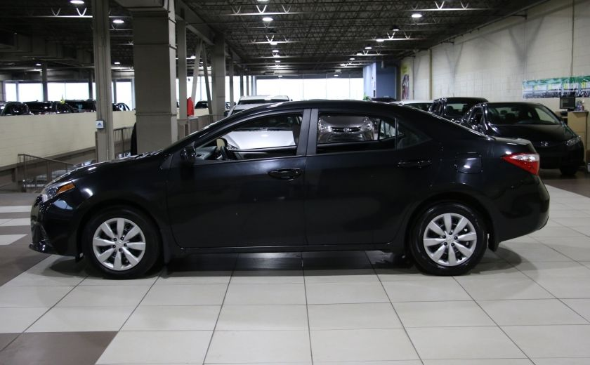 2015 Toyota Corolla LE AUTO A/C GR ELECT BLUETOOTH CAM.RECUL #3