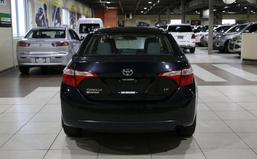 2015 Toyota Corolla LE AUTO A/C GR ELECT BLUETOOTH CAM.RECUL #5