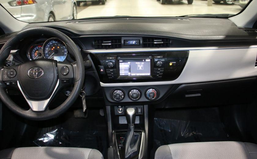 2015 Toyota Corolla LE AUTO A/C GR ELECT BLUETOOTH CAM.RECUL #12